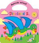 Napraforgó Dinoland 2. Rózsaszín