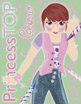 Napraforgó Princess TOP - Colour (1)
