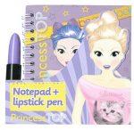 Napraforgó Princess TOP - Notepad and lipstick pen