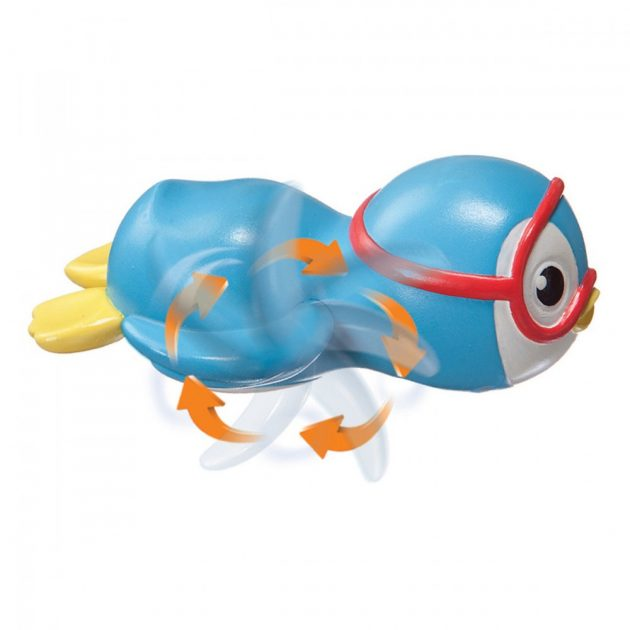 Munchkin fürdőjáték - Swimming Scuba Buddy / Úszó pingvin