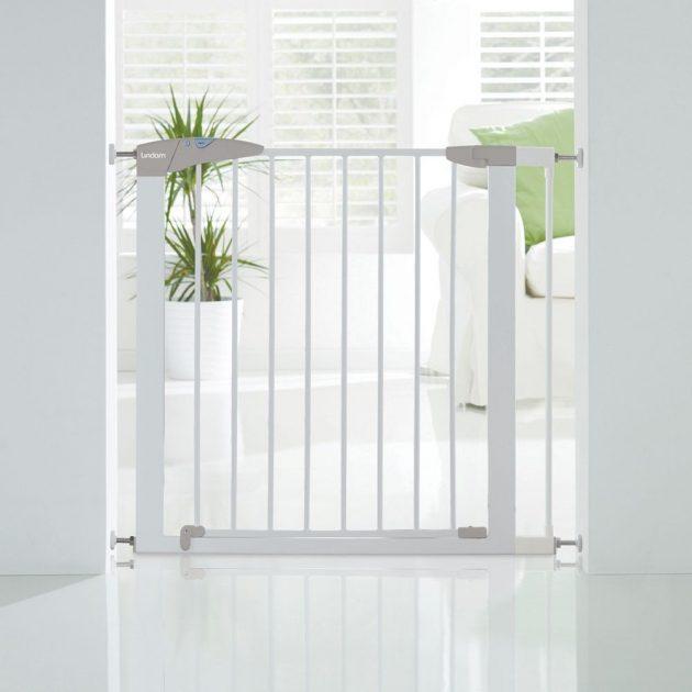 Munchkin univerzális biztonsági toldalék ajtórács 7cm - fehér