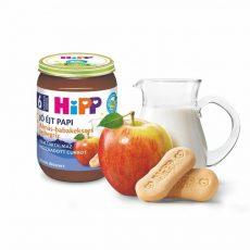 HIPP bébiétel - Almás-babakekszes tejbegríz 190g