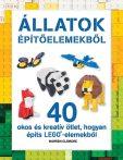 Napraforgó LEGO - Állatok építőelemekből