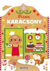 Napraforgó Karácsonyi lapozó - Finom karácsony