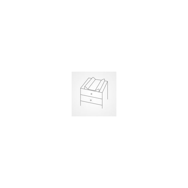 Albero Mio merev pelenkázó lap 80cm - 237 Baglyos