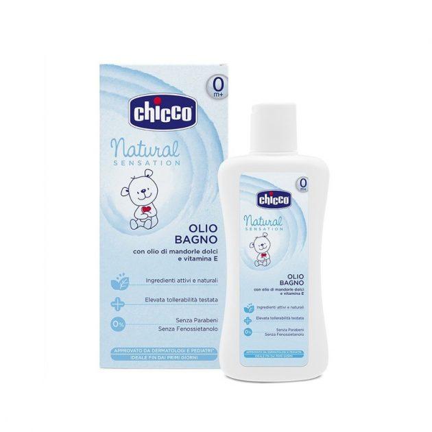 Chicco Natural Sensation fürdetőolaj 200ml