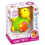 BamBam Készségfejlesztő játék - vicces teknős