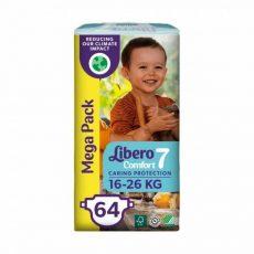 Libero Comfort 7 Junior+ pelenka 16-26kg 66db