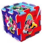 Trefl Szőnyeg puzzle - Minnie egér 2.