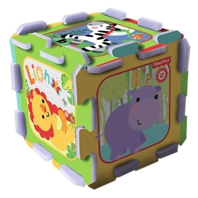Trefl Szőnyeg puzzle - Fisher Price