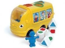WOW Sidney az iskolabusz 1010