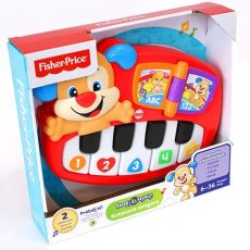 Fisher Price Tanuló kutyás zongora
