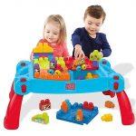 Mega Blocks Építő játékasztal