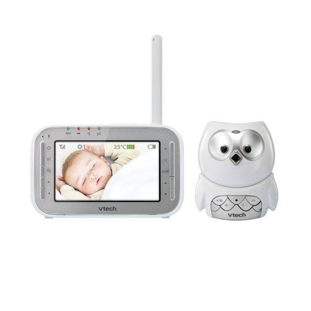 Vtech BM4300 Baglyos videós bébiőrző