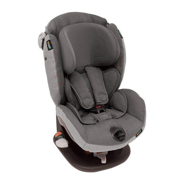 BeSafe iZi Comfort X3 autósülés 9-18kg -  02 Metallic Mélange