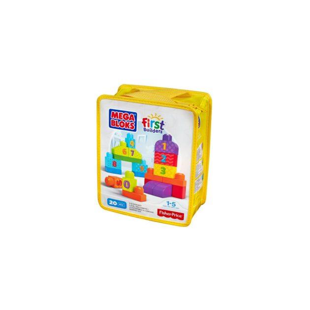 Mega Bloks mini építőzacskók Számos