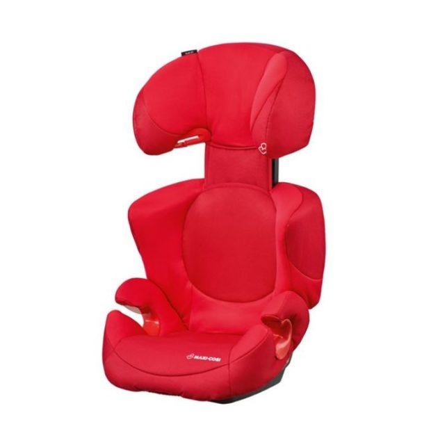 Maxi-Cosi RodiXP Fix autósülés 15-36kg - Poppy Red AK
