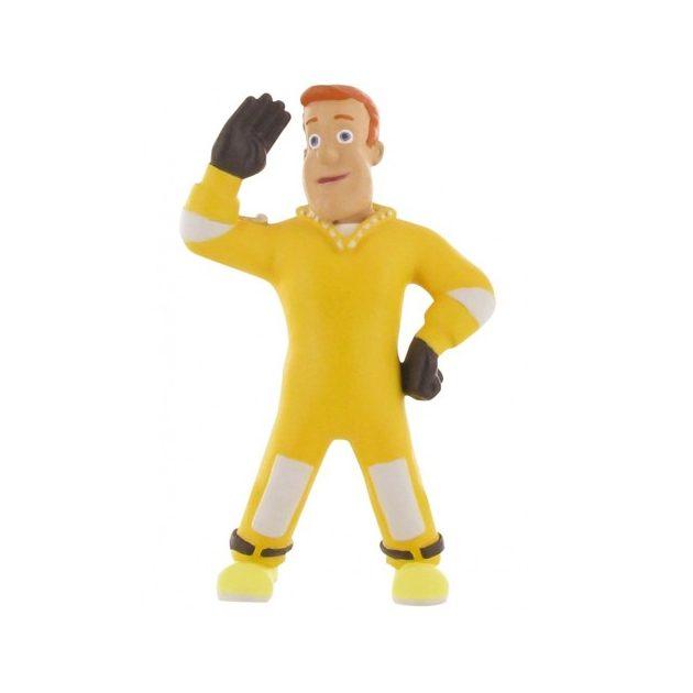 Comansi Sam, a tűzoltó - Sam bevetési ruhában