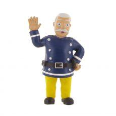 Comansi Sam, a tűzoltó - Steele parancsnok