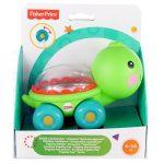 Fisher Price Poppity állatos járművek teknős