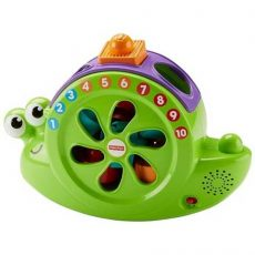 Fisher Price Éneklő csigabiga