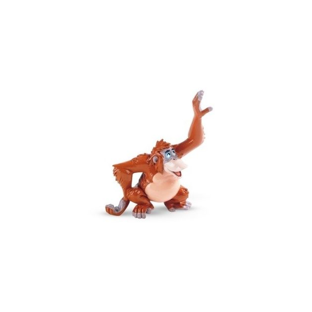 Bullyland A dzsungel könyve Lajcsi király játékfigura