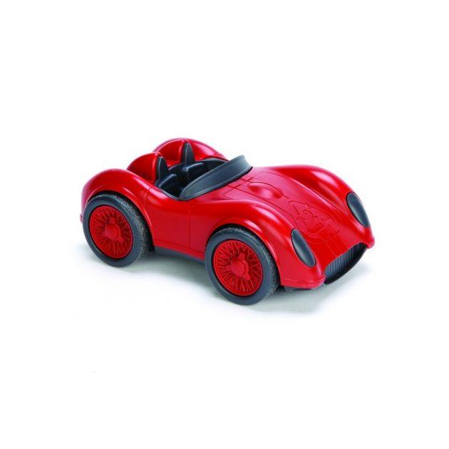 Green Toys - Piros versenyautó