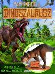 Napraforgó Papírmodell - Dinoszaurusz