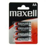 Maxell Cink ceruza elem R6 4db