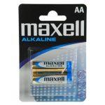 Maxell Alkáli ceruza elem LR6 2db