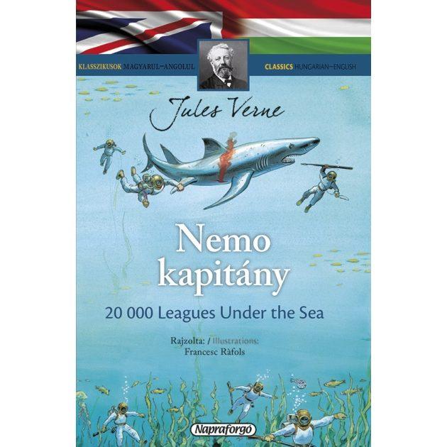 Napraforgó Klasszikusok magyarul-angolul: Némó kapitány