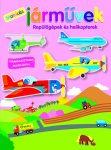 Napraforgó Matricás járművek - Repülőgépek és helikopterek
