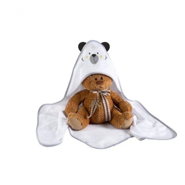 Albero Mio kapucnis kifogó - K084 Funny Teddy Bear