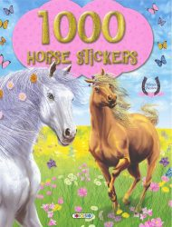 Napraforgó 1000 ló matricája 1. - Virágos rét