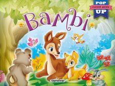 Napraforgó Eleven mesék - Bambi