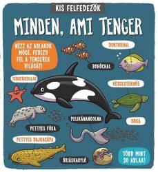 Napraforgó Kis felfedezők - Minden ami tenger