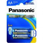 Panasonic Evolta AAA 1,5V vékony ceruza elem 2db