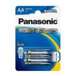 Panasonic Evolta AA 1,5V ceruza elem 2db