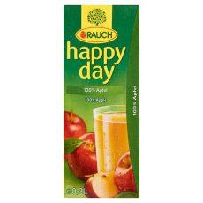 Happy Day 100% almalé szívószálas 0,2L