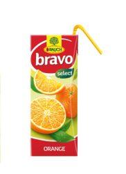 Bravo 50% narancslé szívószálas 0,2L