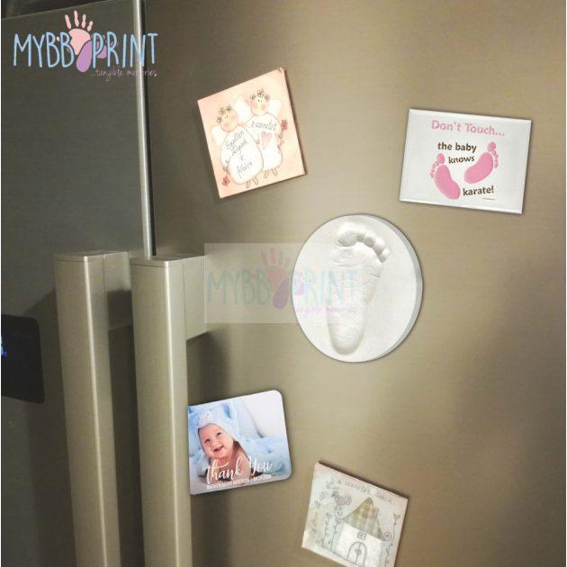 MybbPrint Hűtőmágnes készítő készlet