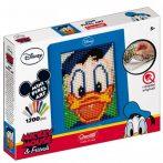 Quercetti - Pixel Art mini Donald pötyi 1200 db-os