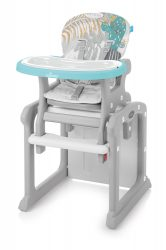 Baby Design Candy 2 az 1-ben multifunkciós etetőszék - 05 Turquoise 2019