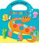 Napraforgó Dinoland 3. Zöld