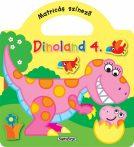Napraforgó Dinoland 4. Sárga