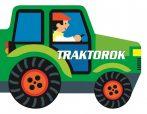 Napraforgó Guruló kerekek - Traktorok