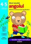 Napraforgó Most tanulok... angolul (4-5 éveseknek)
