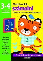 Napraforgó Most tanulok... számolni (3-4 éveseknek)