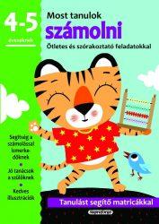 Napraforgó Most tanulok... számolni (4-5 éveseknek)