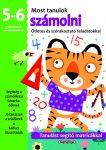 Napraforgó Most tanulok... számolni (5-6 éveseknek)